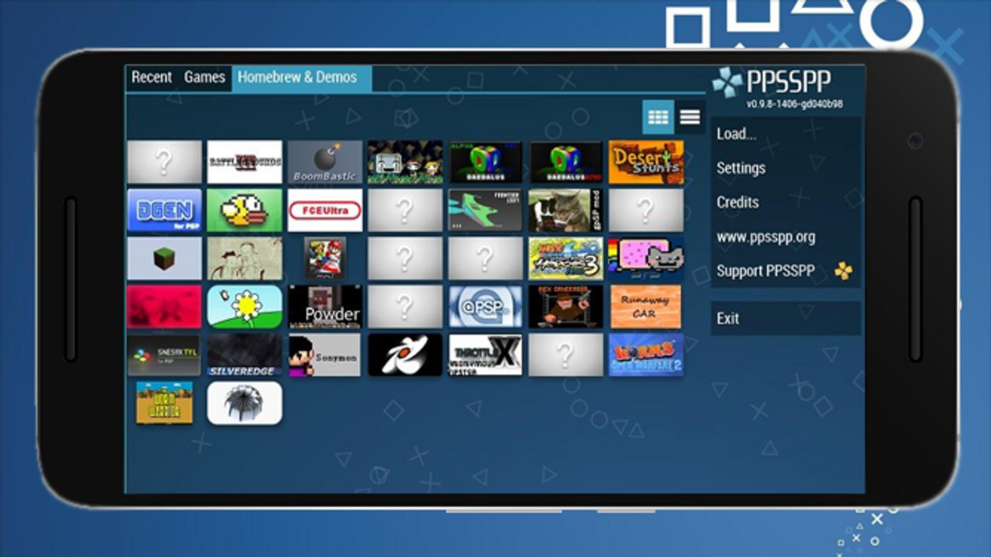Ppsspp psp emulator download and install | android.