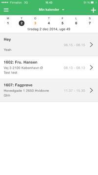 ordrestyring apk screenshot