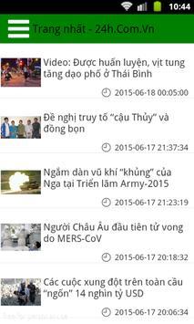 Báo 24h - 24h.com.vn poster