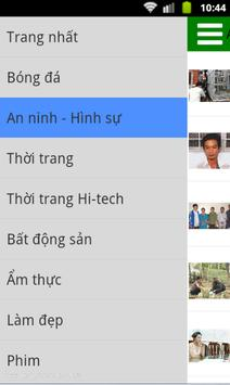 Báo 24h - 24h.com.vn apk screenshot