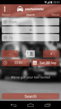 YourTaximeter poster