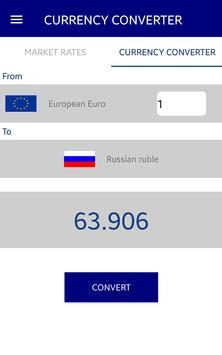 Exchange Currency (USD EUR...) screenshot 1