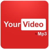Video tube to audio Mp3 icon