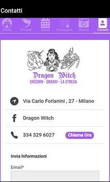Dragonwitch Milano screenshot 3