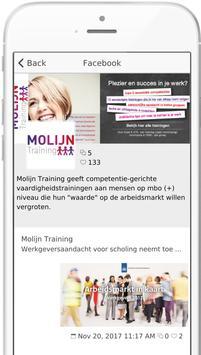 Molijn Training poster