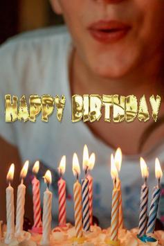 Free Photo Frame Grid Editor & Maker for Birthdays screenshot 11
