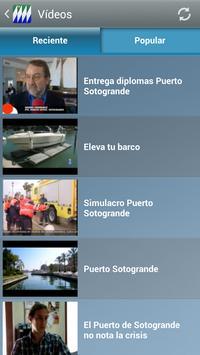 Puerto Sotogrande apk screenshot
