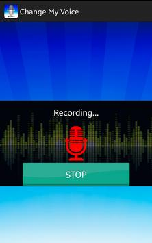 Change my Voice - Effects screenshot 1
