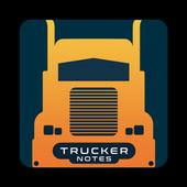 Trucker Notes icon