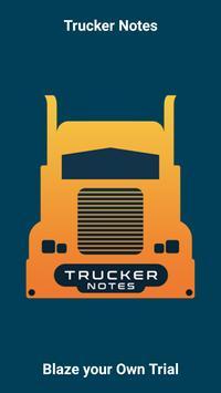 Trucker Notes poster