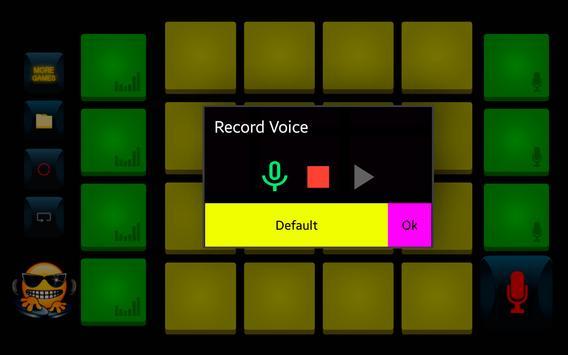 Crea tu Música Hip Hop (MP3 & WAV) captura de pantalla de la apk