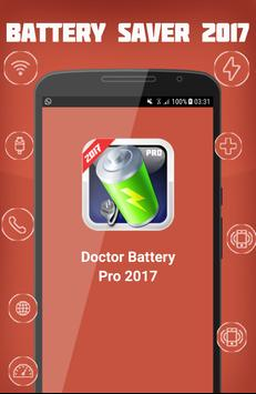 Battery saver 2017 poster