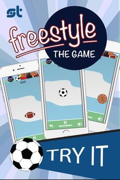 Freestyle The Game screenshot 5