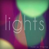 Lights - Xperia Theme icon