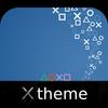 Theme fusion PS XPERIA icon