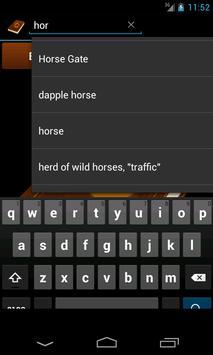 Dothraki Dictionary apk screenshot