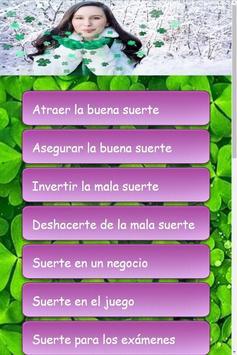 Hechizos de Suerte screenshot 16