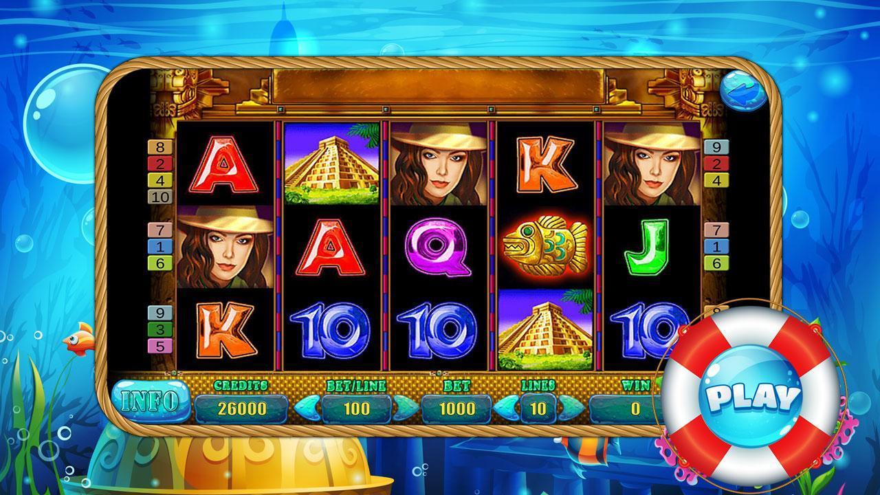 Aztec Slot Free Download