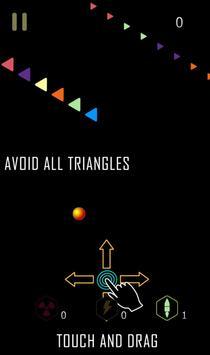 Avoid Triangles apk screenshot