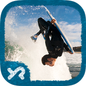 The Journey - Bodyboard Game icon