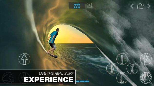 The Journey - Surf Game poster