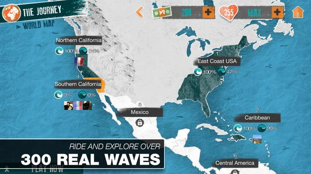 The Journey - Surf Game screenshot 1
