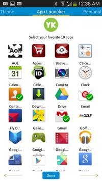 YourKey Lockscreen apk screenshot