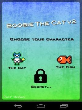 Boobie The Cat V2 apk screenshot