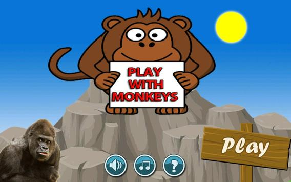 Crazy monkey game com