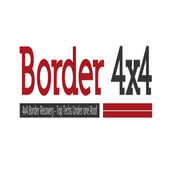 Border 4x4 Border Recovery icon