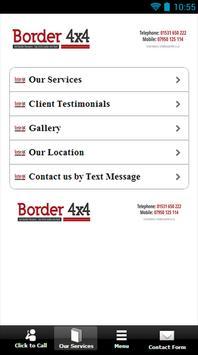 Border 4x4 Border Recovery screenshot 4