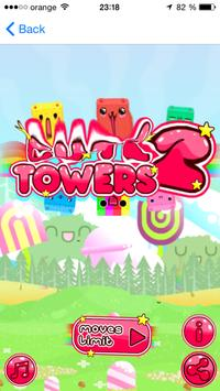Cute Towers poster