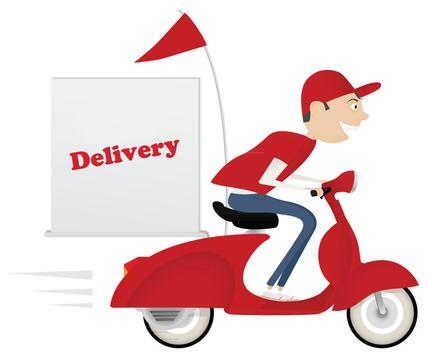 delivery screenshot 1