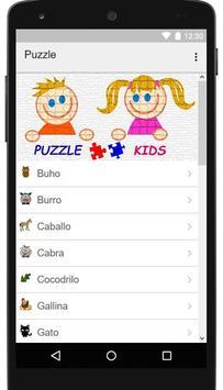 Puzzle Kids App apk screenshot