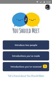 You Should Meet poster