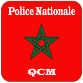 Qcm Police Nationale icon