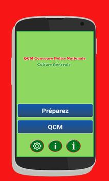 Qcm Police Nationale screenshot 1