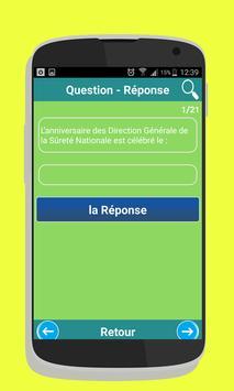 Qcm Police Nationale screenshot 3