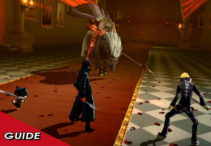 guide Persona 5 game for Android - APK Download