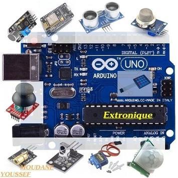 arduino_Des capteurs(images) poster