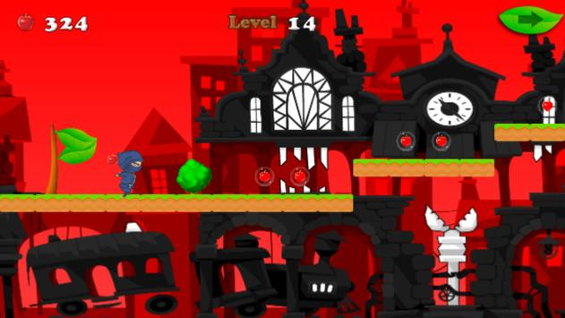 Juegos Ninja aventura gratis apk screenshot