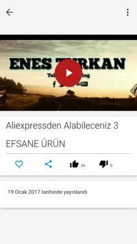 Enes Turkan apk screenshot
