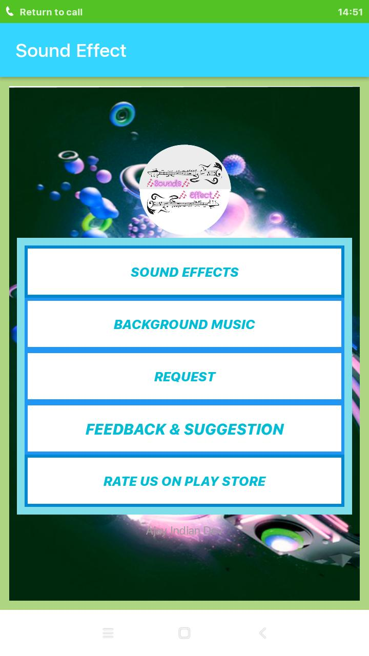 Sound effect for Video for Android - APK Download