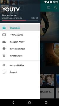 YouTV german TV in your pocket apk screenshot