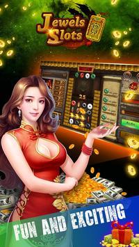 Jewels Slots: Free Casino Game screenshot 1