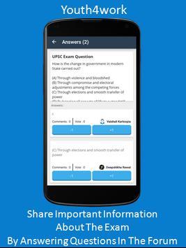 UPSC 2018 Test Series - IAS Civil Services Prep apk screenshot