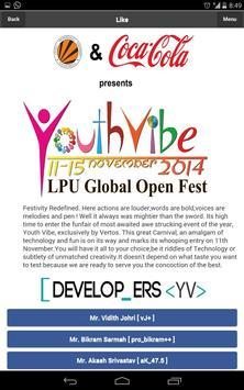 Youth Vibe apk screenshot