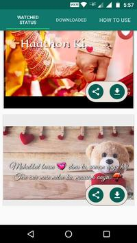 Status Downloader for Whatsapp poster
