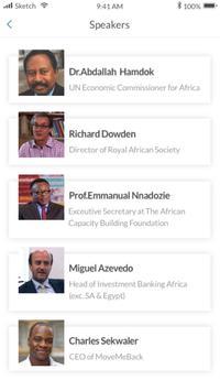 Warwick Africa Summit apk screenshot