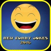 New Funny Jokes 2016 icon